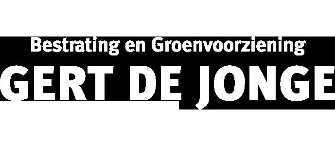 Gert de Jonge